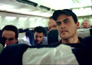 "Actor David Alan Basche as Todd Beamer in ""United 93"""